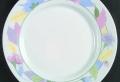 Une assiette arcopal – la couleur et l'ambiance sur la table