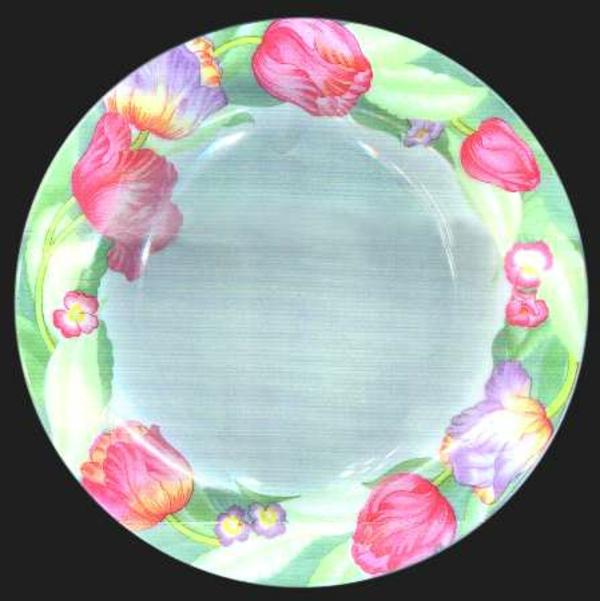 assiette-arcopal-fleurs-fantaisie