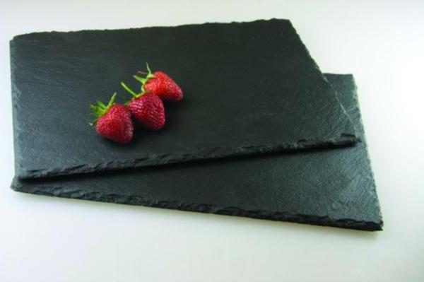 assiette-ardoise-plat-noir