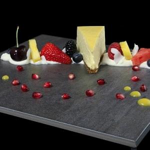 Décorez vos tables et créez un beau style de vos repas avec une assiette ardoise