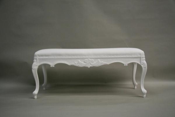 La banquette baroque est un meuble de style ternel - Banquette style baroque ...