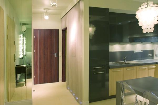 brun-portes-d'intérieures- design-vernis