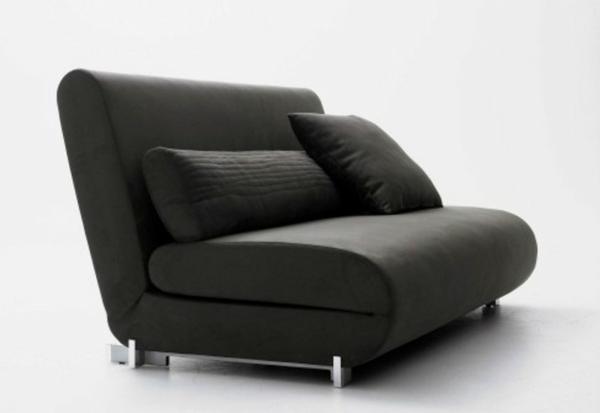 canapé-lit-design-noir