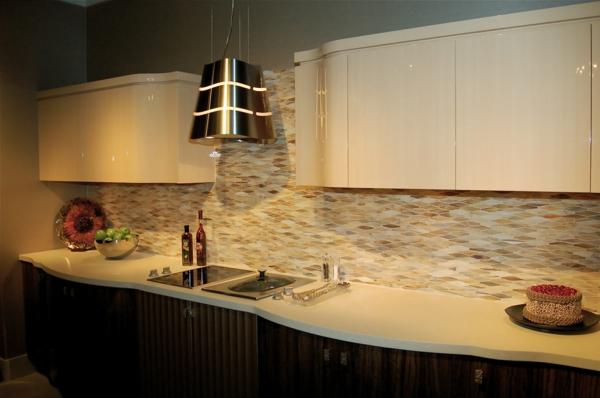 Choisir un carrelage mural de cuisine pour une ambiance fra che et accueillante for Photo cuisine carrelage mural