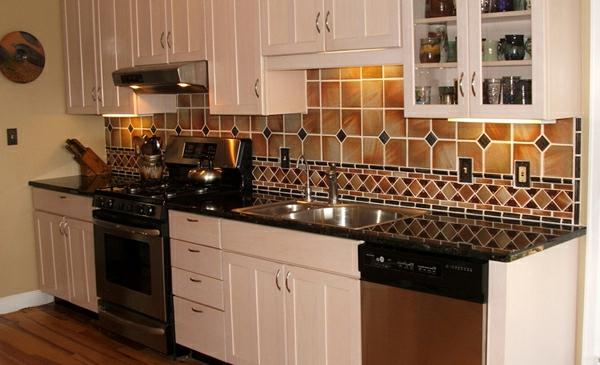 Choisir un carrelage mural de cuisine pour une ambiance ...
