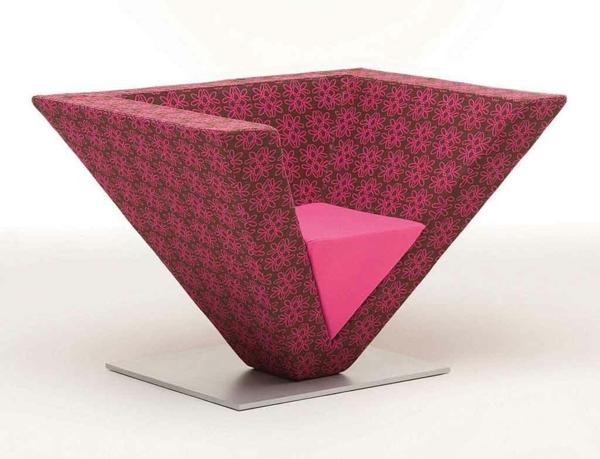 chaises-contemporaines-chaise-pyramide