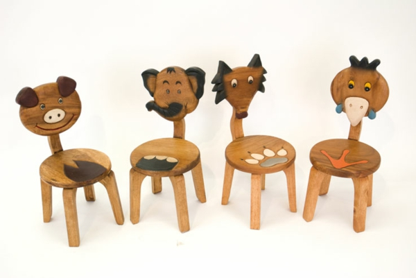 chaises-contemporaines-chaises-d'enfants