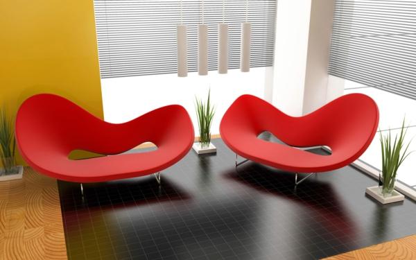 chaises-contemporaines-magnifiques