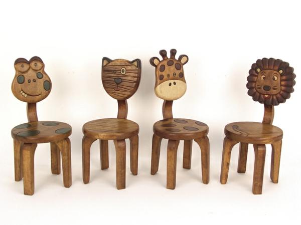 chaises-contemporaines-des-animaux