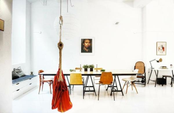 chaises-depareillees-unique-design-déco-scandinave