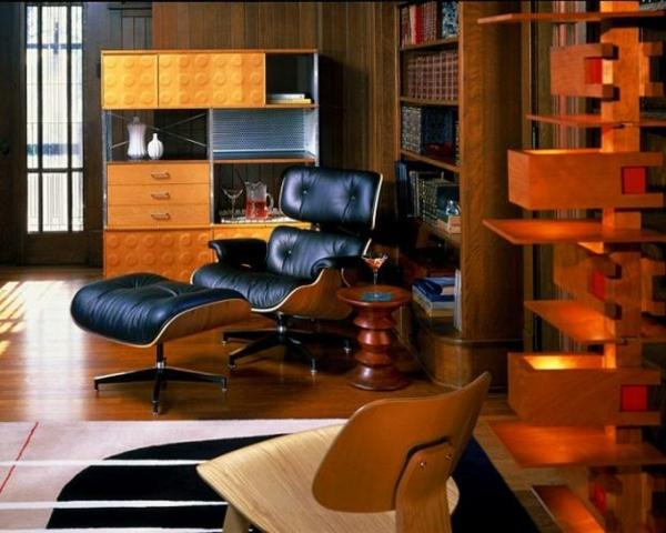chaises-longues-originelles-intérieur-moderne