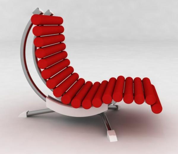 chaises-longues-originelles-un-design-intéressant