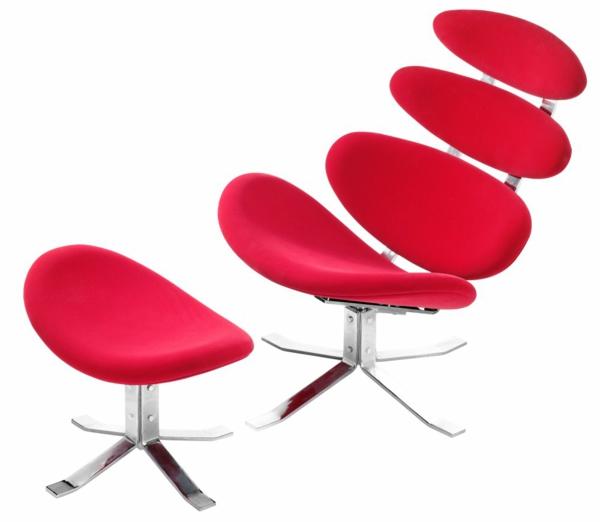 chaises-longues-originelles-une-chaise-longue-rouge