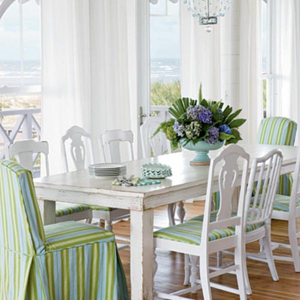charmante-salle-à-manger-design-vintage