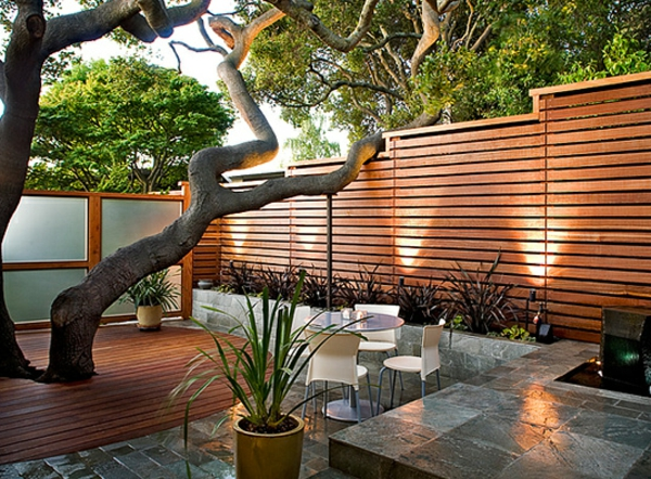 Id es de jardin zen for Garden design ideas canberra