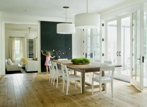 contemporain-salle-à-manger-design-vintage-