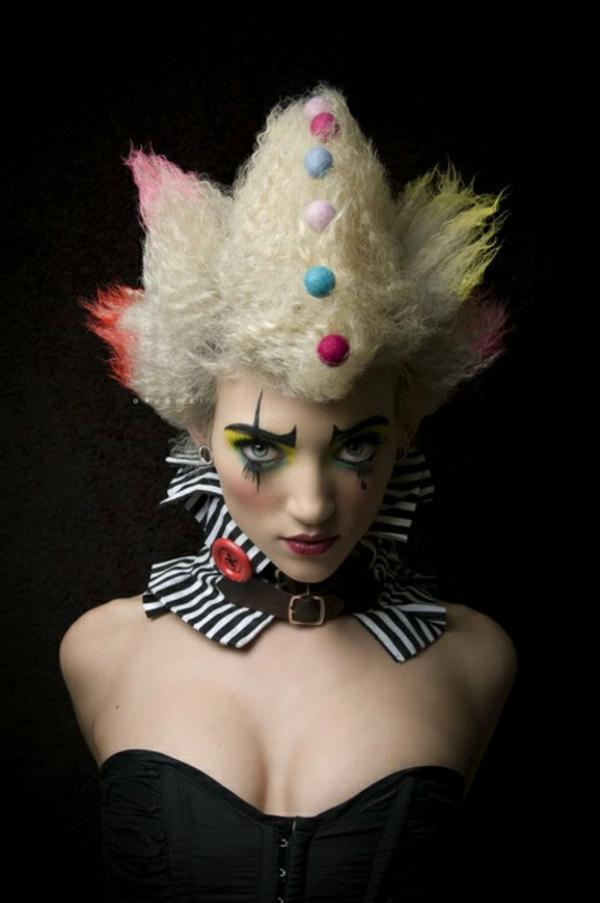 Coupe de cheveux halloween keiko gilmore blog - Coiffure halloween facile ...