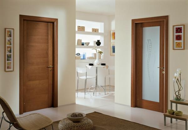 Porta doors portes d 39 int rieures design for Couleur portes interieures