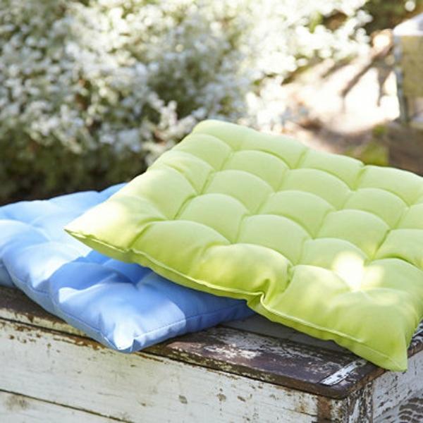 coussin-de-chaise-pour-le-jardin-vert-et-bleu
