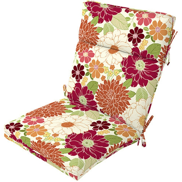 coussin-floral-orange-rouge