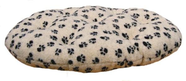 coussin-pour-chien-oval-à-pattes