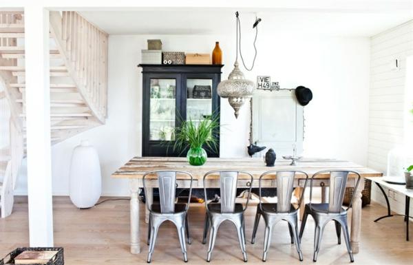 décoration-scandinave-pour-la-cuisine-contemporain