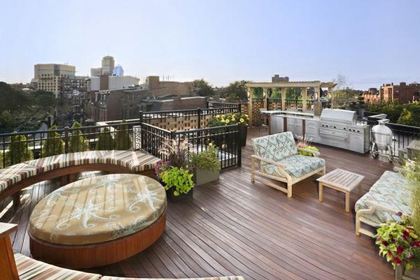 décoration-toit-terrasse-canapes