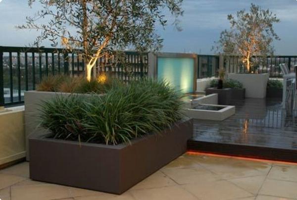 décoration-toit-terrasse-herbes-orientales