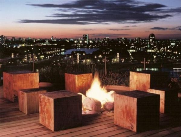 décoration-toit-terrasse-idee-bois