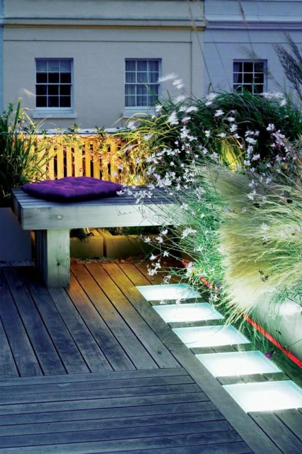 décoration-toit-terrasse-inspiration-avec-lampes