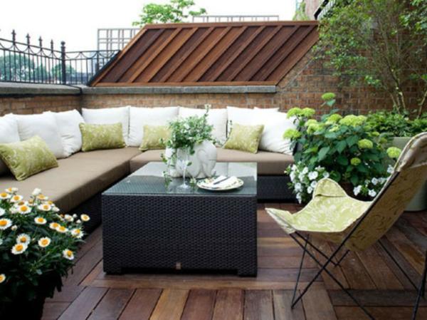 decoration-de-toit-idee-avec-coussins