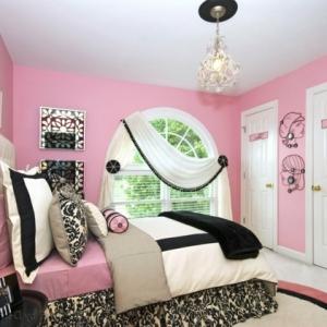 La déco chambre ado fille - esthétique et amusante