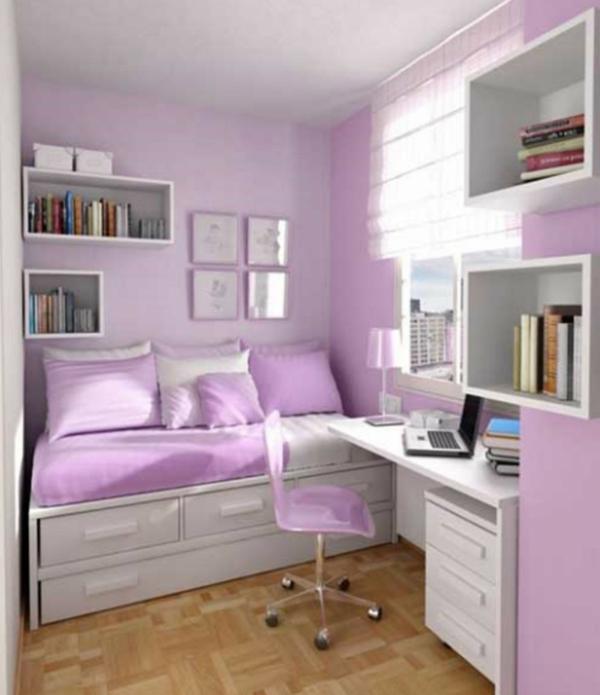 La d co chambre ado fille esth tique et amusante - Deco chambre fillette ...