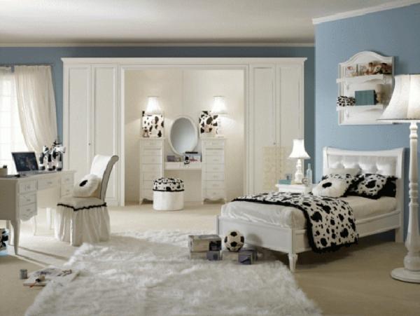 Deco Noir Et Blanc Chambre Ado – Chaios.com