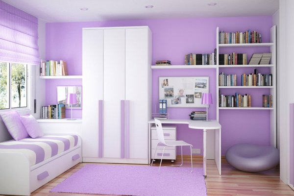 la d co chambre enfant douce et amusante. Black Bedroom Furniture Sets. Home Design Ideas
