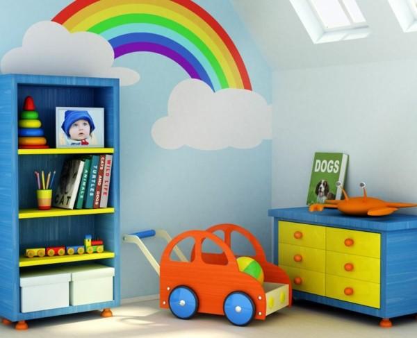 deco-chambre-enfant-rainbow
