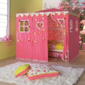 La déco chambre enfant - douce et amusante