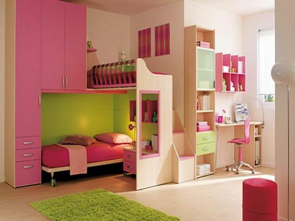 deco-chambre-enfant-rose