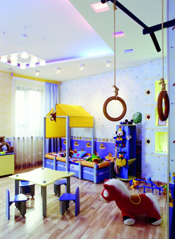 Loft Style Toddler Bed
