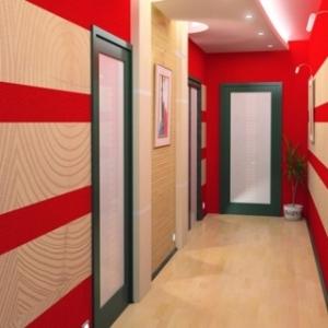Choisir quelle couleur pour une cuisine for Photo deco couloir long