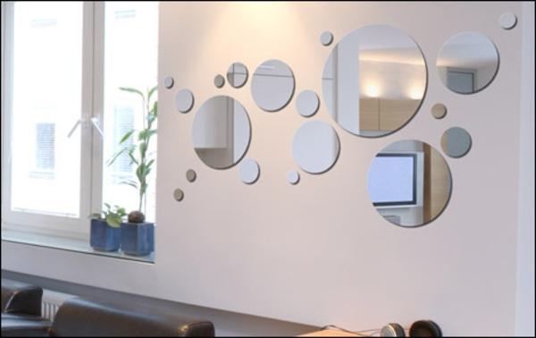La d co couloir des astuces pour une ambiance agr able partout chez soi for Petits miroirs ronds