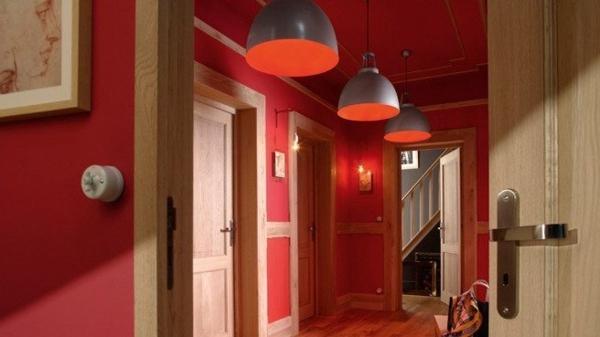 La d co couloir des astuces pour une ambiance agr able - Modele de peinture pour couloir ...
