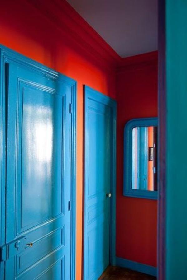 La d co couloir des astuces pour une ambiance agr able - Porte de couloir ...