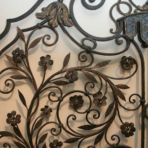 La déco fer forgé - 41 idées inspirantes pour votre intérieur ou jardin