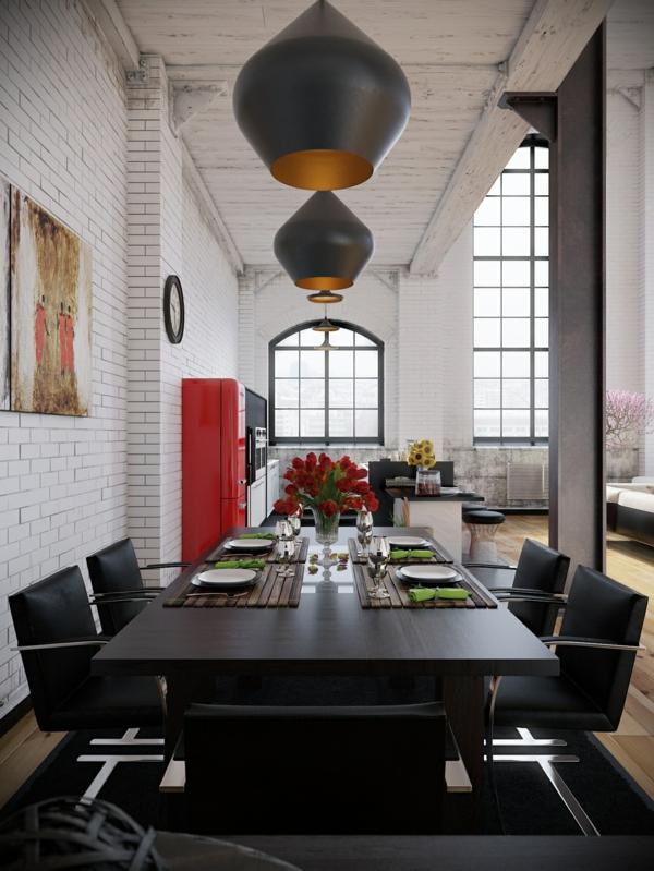 deco-loft-industriel-table-noir