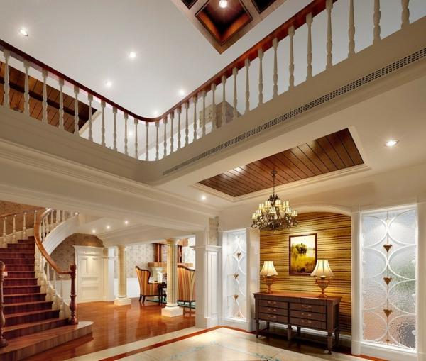 un escalier demi tournant embellit vos int rieurs modernes. Black Bedroom Furniture Sets. Home Design Ideas