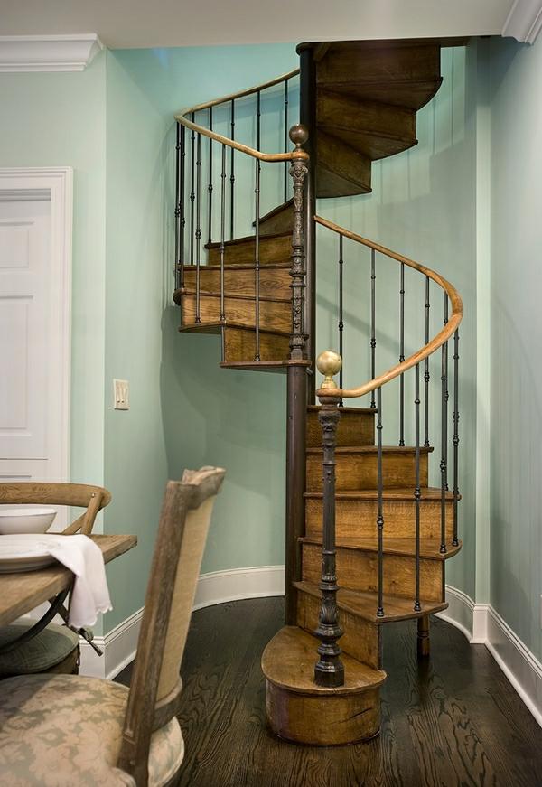 25 mod les d 39 escalier spirale int rieur et ext rieur for Interieur a la spirale