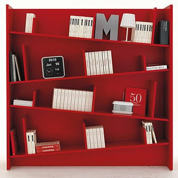 etagere-fly-biblioteque-rouge