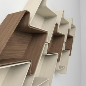 Une étagère fly - la bonne humeur du design!