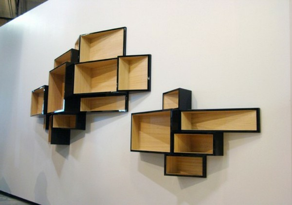 etagere murale fly. Black Bedroom Furniture Sets. Home Design Ideas